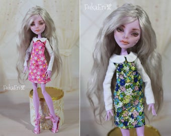 4 STYLES! Clothes/Outfit/Dress + Shoes for Monster High dolls