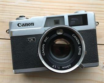 Canonet QL17 - pristine  40mm f1.7 - Tested
