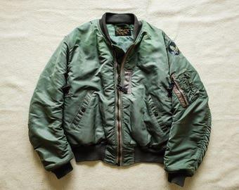 Flight jacket | Etsy