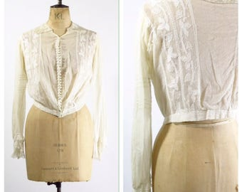 Edwardian Lace Blouse
