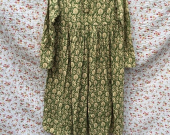 Early dress by Laura Ashley