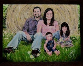 Costume family portraits!