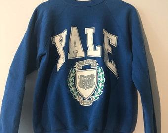 Vinatge Yale Sweatshirt