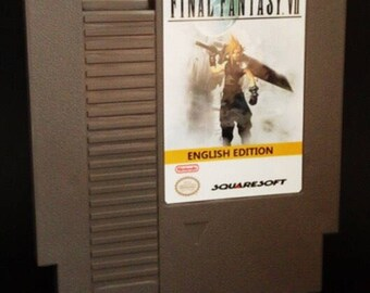 Final Fantasy VII | NES | English version