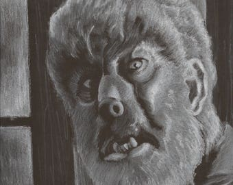 Wolfman from House of Frankenstein