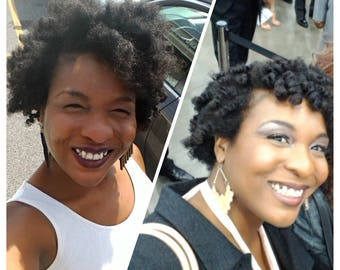 New Now Even Coilyer Curl Defining Custard for Natural Hair: Curls Will Be Curls Coily Custard Item 04CYC22