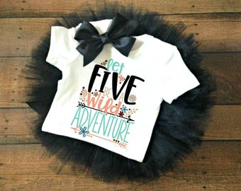 fifth birthday outfit girl, 5th birthday gift, 5th birthday shirt, baby boy fifth birthday, happy birthday bodysuit, toddler birthday