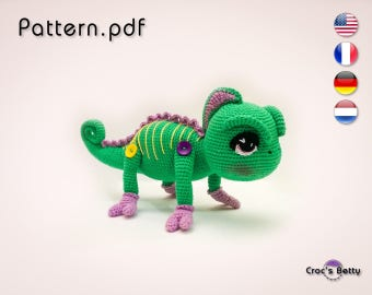 Pattern - Jarod the Chameleon