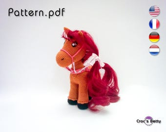 Pattern - Fraise the Mare