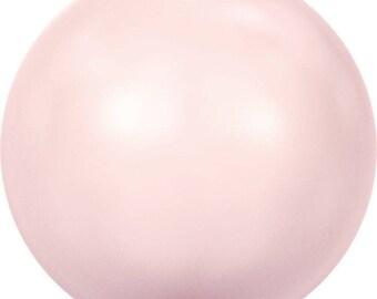 Rosaline (3mm - 10mm) Swarovski Crystal Round Pearls #5810