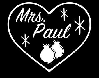 Paul Onions MFM Decal