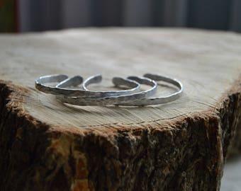 3 Recycled Aluminum Bangles
