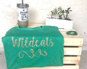 Wildcat Spirit Top