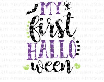 first halloween svg, my first halloween svg, 1st halloween svg, halloween svg files, boy halloween svg, baby halloween svg, girl halloween