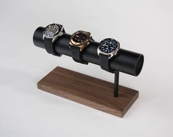 Offset Watch and Bracelet Display