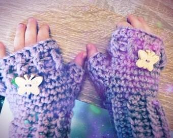 Fingerless Gloves kids, toddler gloves, gloves for kids, fingerless mittens, child gloves