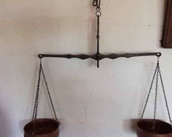 Old Antique Scales Meant for Decoration