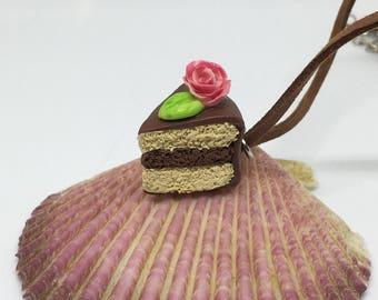 Layered Piece of Cake