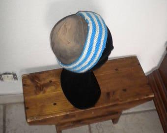One hundred percent handmade headband