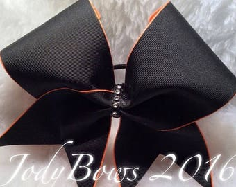 The Double Layer Cheer Bow