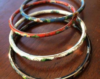 Japanese bangles