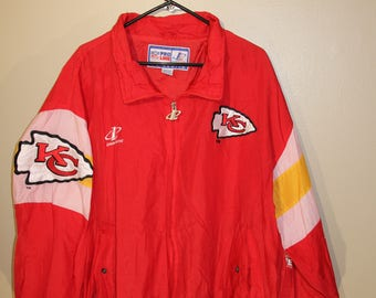 Vintage 90's Kansas City Chiefs Jacket