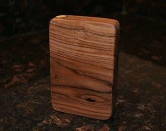 Dugout, handmade, Rosewood