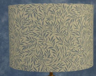Lampshade with a William Morris style