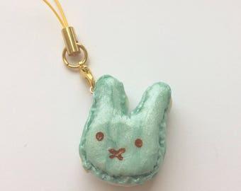 Cute Sparkly Blue Bunny