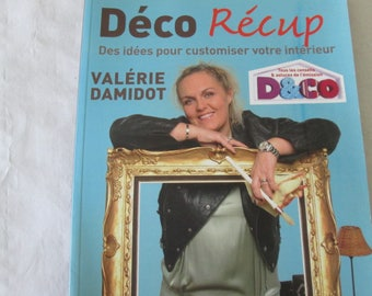1 small book of 63 pages of deco recycling to customize your home