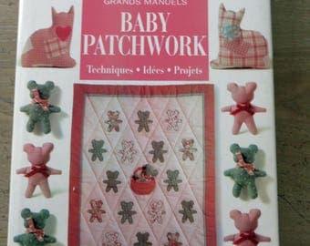 Baby patchwork book