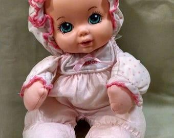 My Very Soft Baby Sweet Playskool Doll