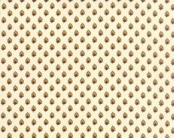 Moda-Ivory Foulard Fabric-American Jane #2168711 Lorraine Collection