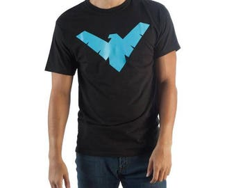 Mens Official Merchandise DC Comics Nightwing T-Shirt