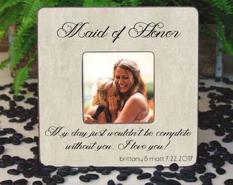 Wedding pictures, Matron of Honor, Gifts for Bridesmaids, Bridal Party, Groomsmen, Maid of Honor Gift, Inspirational Quote