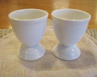 Limoges Egg Cups - Item #1515