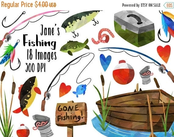 Basket Making Supplies San Diego : Off fishing clipart items download instant