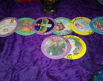5-9 Tarot Card Reading