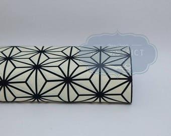 Japanese Asanoha fabric