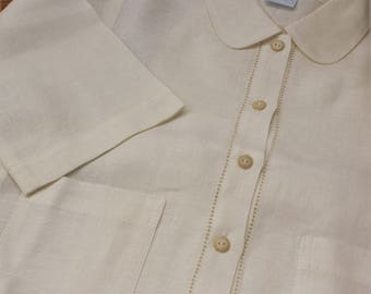 Pure Linen Pyjamas
