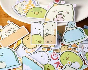 Sumikko Gurashi Stickers, Version 2