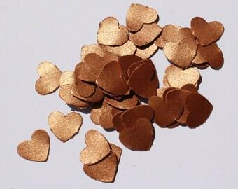 Wedding confetti hearts-Paper hearts-300 die cut hearts-paper heart confetti-cone Confetti Rice