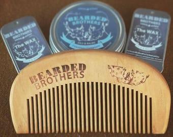 Beard Comb by Bearded Brothers Oils & Balms
