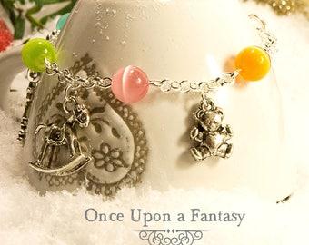 Childhood memories bracelet - Christmas 2013 Collection