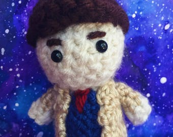 Crochet Tenth Doctor, Doctor Who