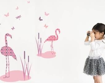 Kids stickers: dream pink