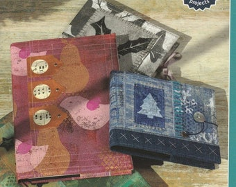SALE! Notebook Covers and More - Patterns - by Lindsey McClelland