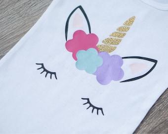 UNICORN Onesie + T-Shirt   Personalized Unicorn