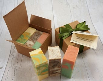 Teacher Gift Soap Set