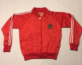 80s 90s track jacket